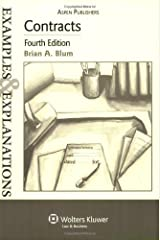 Contracts Examples & Explanations Paperback