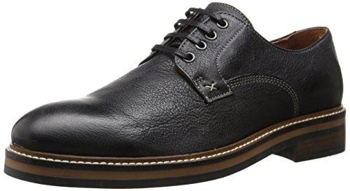 c2a2c5ecf35 1883 by Wolverine Men's Javier Plain Toe Oxford, Black, 7 M US