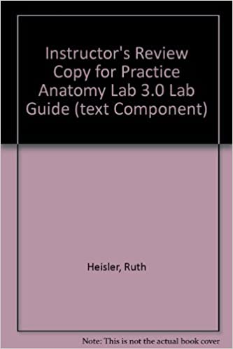 Instructors Review Copy For Practice Anatomy Lab 30 Lab Guide