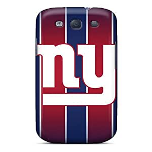 Shockproof Hard Phone Case For Samsung Galaxy S3 With Provide Private Custom Fashion Ny Giants Pattern CharlesPoirier