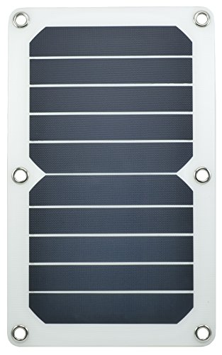 Solarpad | 5 Watt Ultra-Lightweight USB Solar Charger System by Solarcycle by Solarpad