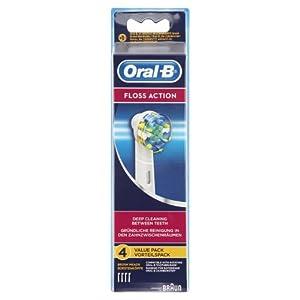 41RVFiX2TRL. SL500 AA300  [Amazon UK] Braun Oral B Triumph 4000 Zahnbürste + 4 Ersatzbürsten für nur 88,50€ inkl. Versand (Vergleich: 121€)