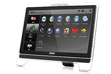 MSI Wind Top AE2010 Touch Panel Driver for Windows