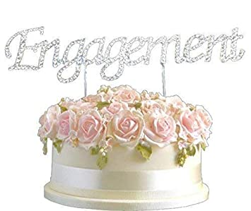 Strass Kristall Geburtstag Tortenaufsatz Nummer Wahle Froh Verlobung