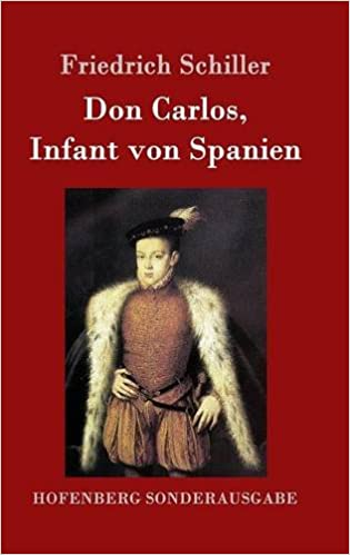Book Don Carlos, Infant von Spanien