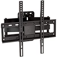 Monoprice Titan Series Full-Motion Articulating TV Wall Mount Bracket - for TVs 22109 to 55in Max Weight 99lbs VESA Patterns Up to 400x400 Rotating