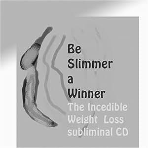 Slimmer Winner The Subliminal Weight Loss CD
