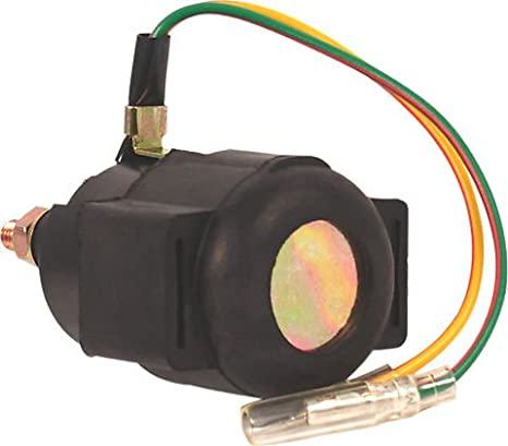 amazon com: cb750, cb550, cb500, cb450, cb400 starter relay - solenoid  switch - oem ref  #35850-375-000: automotive