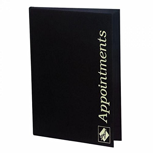AGENDA SALON SPA LOOSE LEAF APPOINTMENT PAGE BINDER - 4/6 ASSISTANT SLOTS by Agenda (Care Personal Am Assistant)