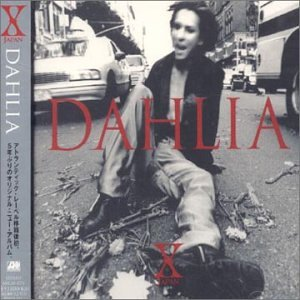 dahlia x japan album