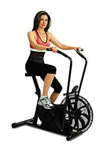 Amazon.com : Marcy Classic Upright Fan Bike : Exercise