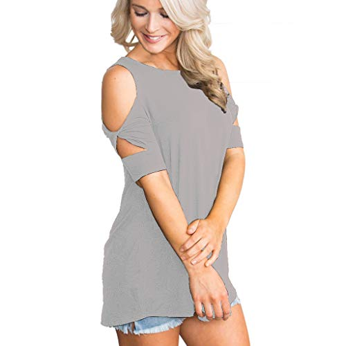Femme Batwing Longues Automne Dénudées Manche Itisme Shirt Blouse Grande a Top shirt Épaules Pull Taille T Haut Noir Casual Sexy Tee Fxww05Xzq