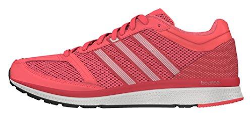 adidas Mana Rc Bounce W, Zapatillas de Running Unisex Adulto Rojo (Rojimp / Ftwbla / Rojray)