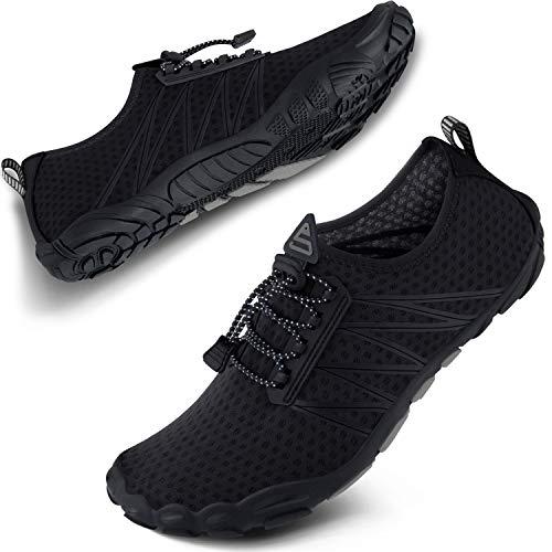 TINRYMX Zapatos para Caminar Transpirables para Mujer Zapatillas de Deporte de Jazz de Danza Moderna Malla YMJ-8196