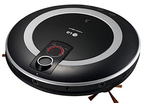 LG VR5901LVM Negro aspiradora robotizada - Aspiradoras robotizadas ...