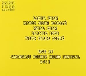 Live at Amarrass Desert Music Festival 2011