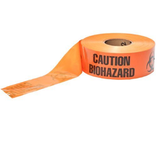 Biohazard Safety Barricade Tape From Harris (Harris Barricade Tape)