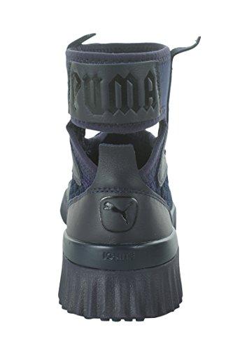 Fenty Sera Puma X 8 Donna Geo Allenamento 5 Sneaker m Usa Trainer Blu Nero Mid B Da TwpI88qz