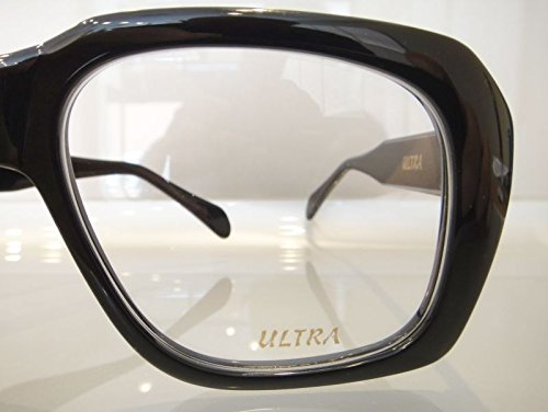 1ce82f60d6d Amazon.com  Ultra Goliath II Eyeglasses Vintage Ocean s 11 Eye Glasses  Casino Robert De Niro Black  Clothing