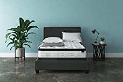 Why worry when you can chime? With the Sierra Sleep Chime innerspring full mattress, you have endless possibilities for restful sleep. Feel the support of a truly traditional coil mattress which contours to your body for a comforting feel. Hi...