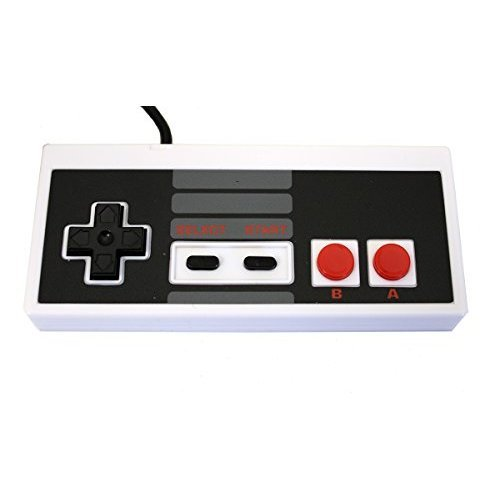 New NES Classic Replacement Controller - by Mars Devices