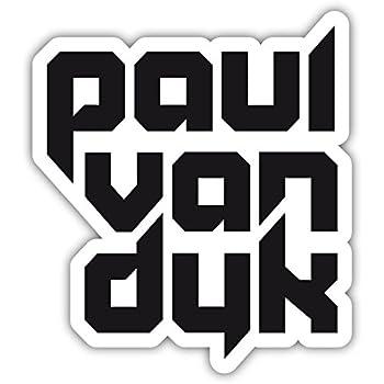 Amazon com: ARMIN VAN BUUREN EDM ROCK BAND DJ LOGO STICKERS