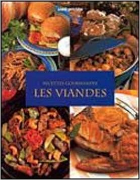 Livres Recettes gourmandes. Les viandes pdf, epub ebook