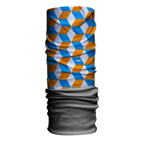 H.A.D. Erwachsene Tücher und Schal Winter Fleece Dimensions Cubes
