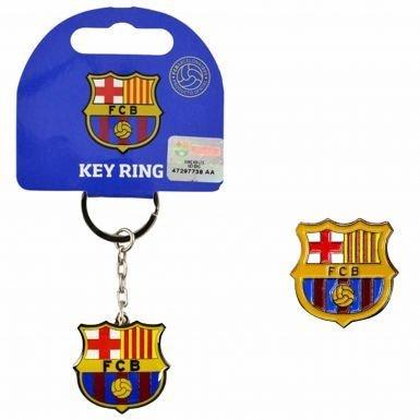 FC Barcelona Keyring & Badge Set by Barcelona FC