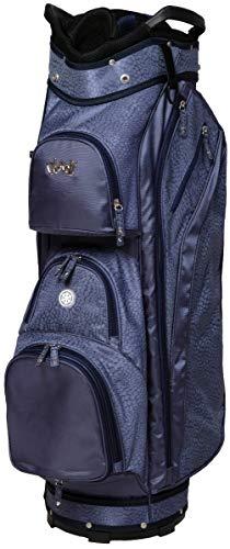 Glove It Women's Golf Bag Ladies 14 Way Golf Carry Bag - Golf Cart Bags for Women - Womens Lightweight Golf Travel Case - Easy Lift Handle - 2019 Chic Slate