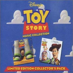 Toy Story 1 & 2 Collection by Disney Int'l