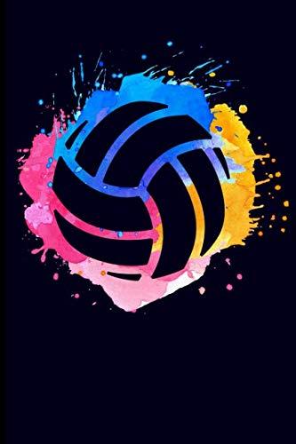 Volleyball Journal Notebook ()