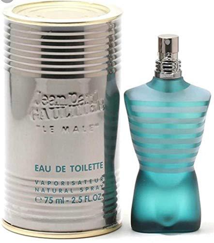 Le Male FOR MEN by Jean Paul Gaultier - 2.5 oz EDT Spray