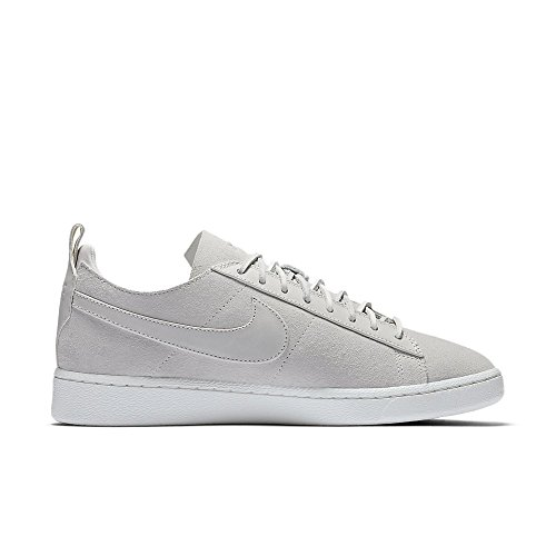 Nike Men's Blazer Low Skate Shoe (10 M US, Pure White)
