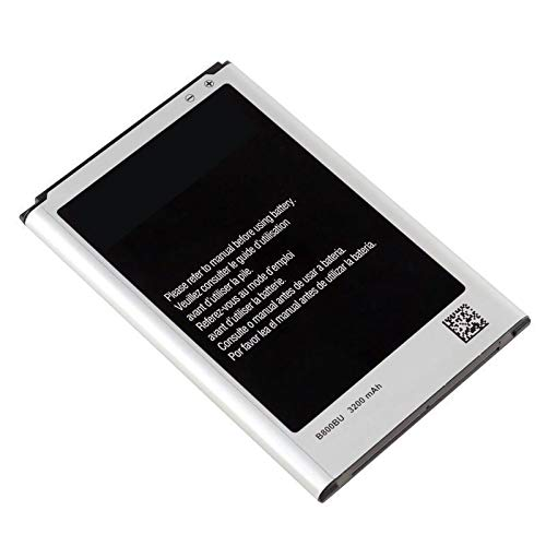 FrontTech 3200mAh OEM Battery+Charger for Samsung Galaxy Note 3 N9000 N9005 N900A N900 (1battery+1charger)