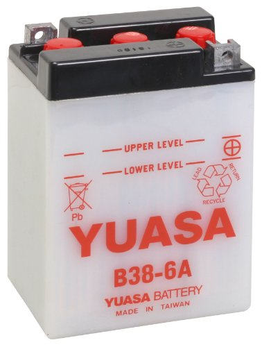 - Yuasa YUAM2614J Lead_Acid_Battery