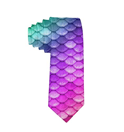Men's Tie Fashion Neckties Necktie Wedding Party Meeting Outfit ()