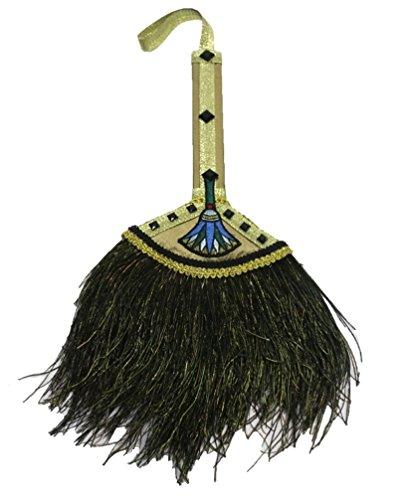 Forum Novelties 71177 Egyptian Pharaoh Hand Fan, One Size, Pack of 1]()