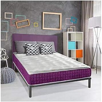 OLYMPE LITERIE olympee literi colchón + somier 160 x 200 – 28 ...