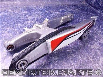 OEMDirtBikeParts Honda crf250 Swing Arm OEM Rear Suspension Crf250x Crf250r 04 05 06 07 08 (Oem Rear Swing Arm)