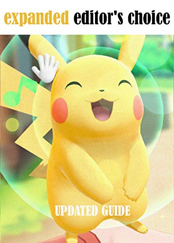 Official Pokemon Let's Go Pikachu - Updated guide - Complete