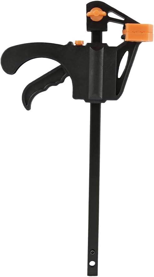 14 Pezzi Dima per Fori a Tasca con Punte di Trapano 15/° Posizionatore Carpentieri con Clip per Guida Foratura e Lavorazione di Legno