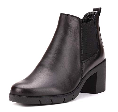 Up Flexx Ankle Black Heel The Boot Grade Woman vOI565nxd