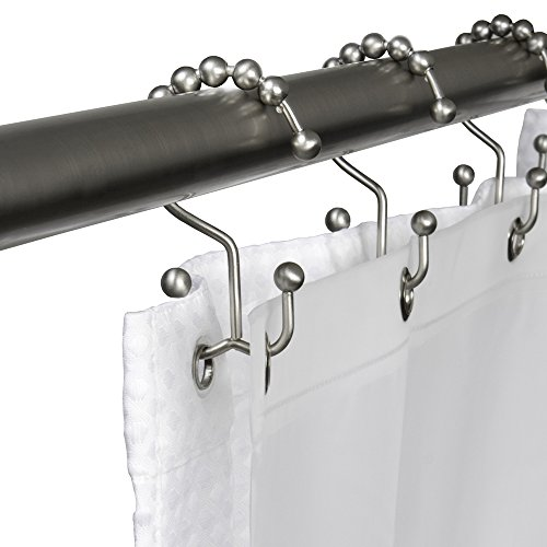 The 8 best shower curtain hooks