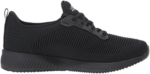 Skechers Photo Bobs Black Frame Squad on Slip Sneaker Damen noir Schwarz Hrtqfr