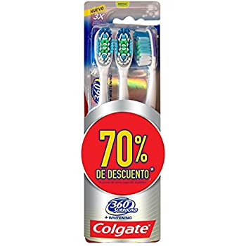 Oral-B Pro-Salud Indicator Cepillos Dentales 4 Unidades  Amazon.com ... 9846c9d0560e