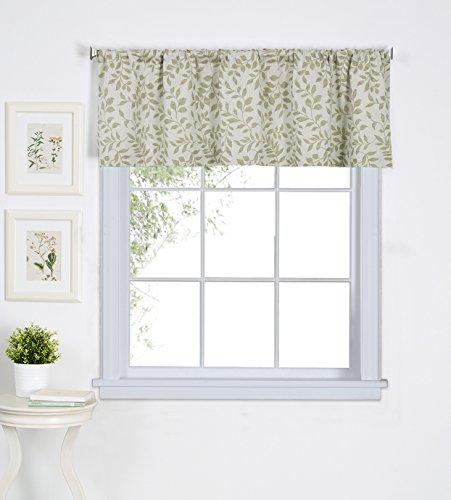 Elrene Home Fashions 26865775600 Window Valance, 60