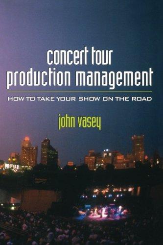 Concert Tour Production Management