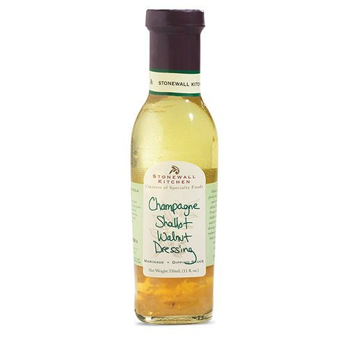 STONEWALL KITCHENS Champagne Shallot Dressing, 11 ()