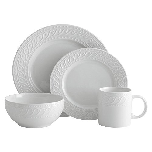 Pfaltzgraff Sylvia 32 Piece Dinnerware Set, Service for 8